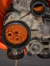 Засор инжектора управляющего клапана после 1 года работы